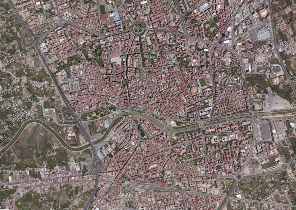 Murcia Foto Aerea