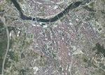 Ourense Foto Satelite
