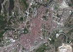 Santiago Compostela Foto Satelite
