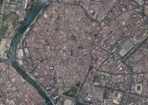 Sevilla Foto Aerea