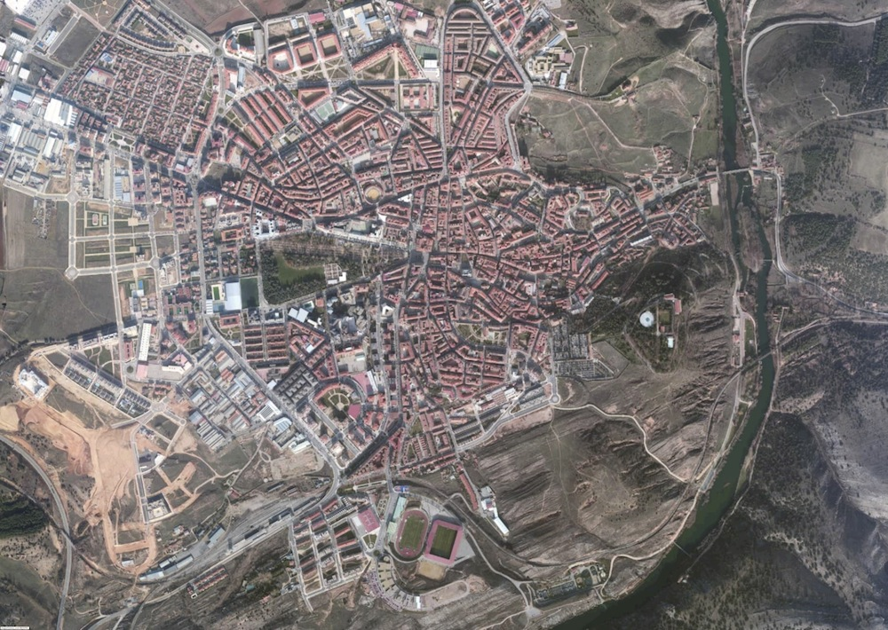 Soria Foto Satelite