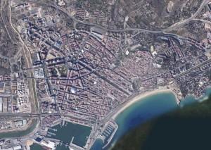 Tarragona Foto Aerea