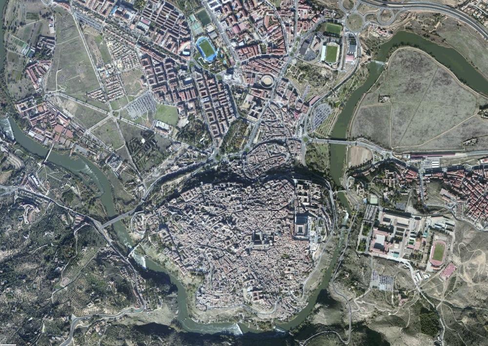 Toledo Foto Satelite
