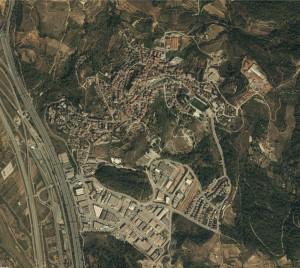 imagen satelite