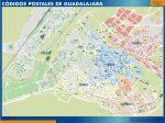 Guadalajara  Codigos Postales