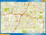 Las Vegas Mapa Centro