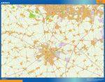 Mapa Arras