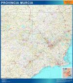 Mapa Comunidad Murcia
