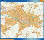 Mapa Firenze