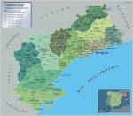 Municipios Tarragona