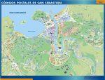 San Sebastian Codigos Postales