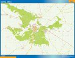 Soria Mapa Area