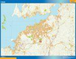 Vigo Mapa Area