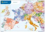 Mapa Europa Wtransnet