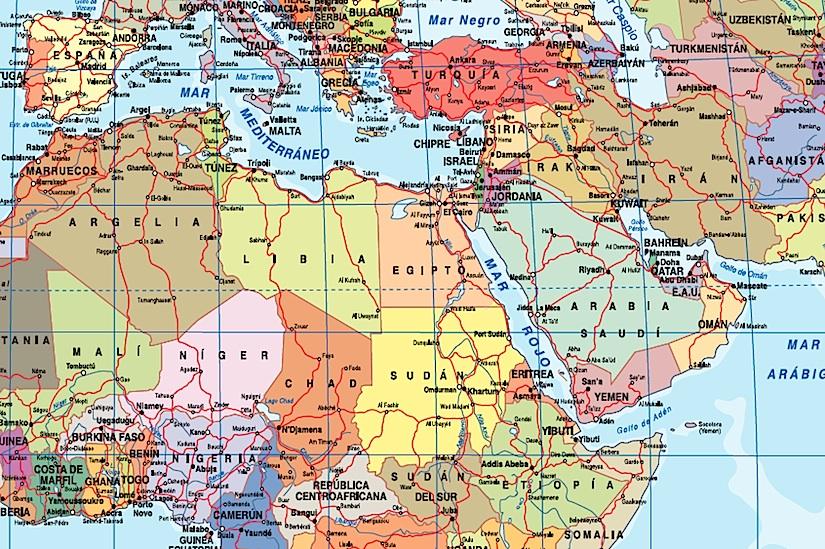 Zoom mapa mundo Cronica Global