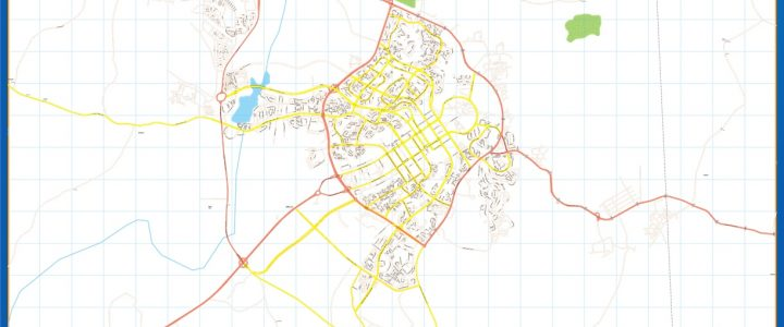 Mapa Abuja