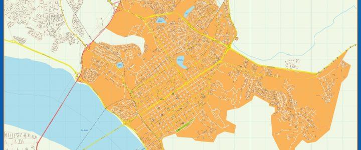 Mapa Concepcion