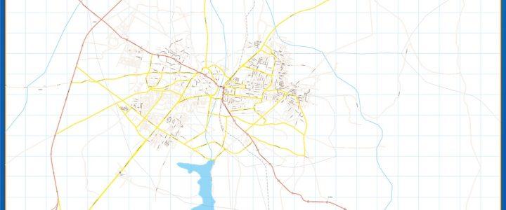 Mapa Ilorin