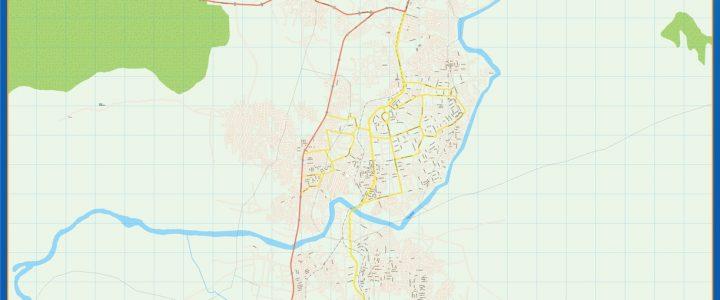 Mapa Kaduna