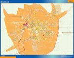 Mapa Madinah