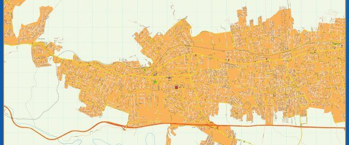 Mapa Quilpue