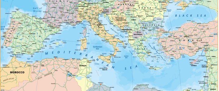 Mar Mediterrraneo