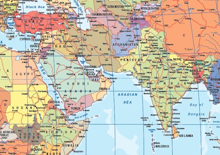 Zoom mapa mundo ingles
