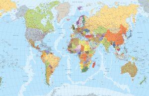 Mundo ingles pequeno
