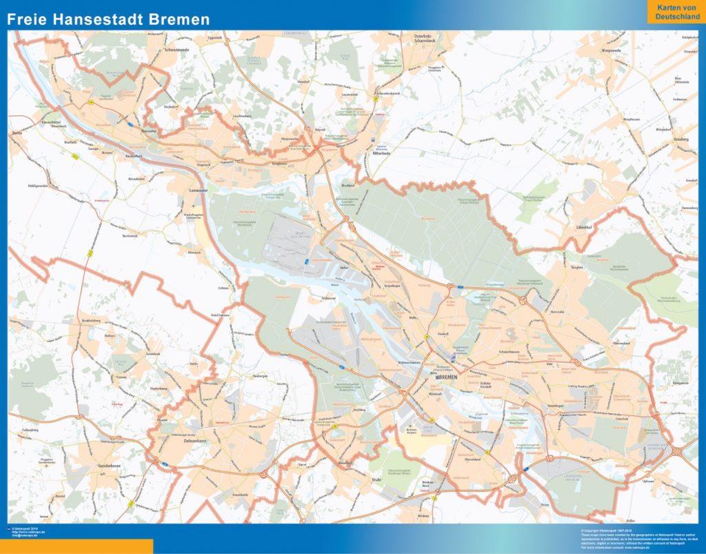 Ciudad libre hanseática de Bremen